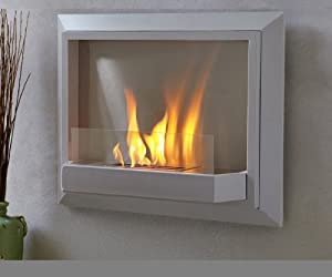 Amazon Real Flame Envision Wall Mounted Ventless