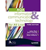 img - for Information and Communication Technology for AQA AS (Mixed media product) - Common book / textbook / text book