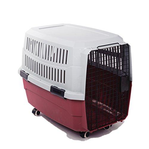 Favorite-Portable-Airline-Approved-Car-Travel-Vet-Visit-Dog-Crate-Pet-Carrier