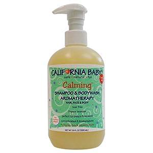 california baby calming shampoo