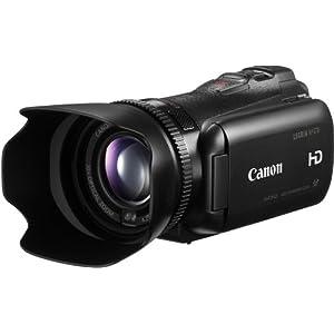 Beste Camcorder: Canon LEGRIA HF G10