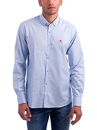 Polo Club Camisa Hombre Verona (Azul Celeste)