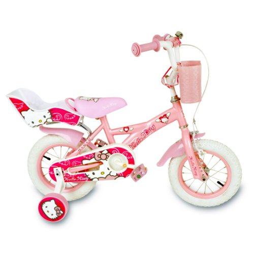 """Kinderfahrrad Hello Kitty Cutie Kinder Rad 16"""""""