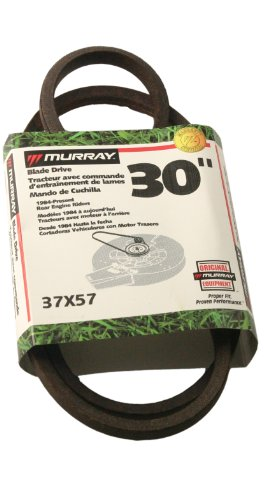 Murray 37X57Ma Blade Drive Belt For Lawn Mowers
