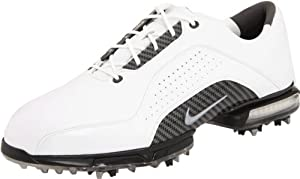Nike Zoom Advance Golf Shoes - White-10 UK