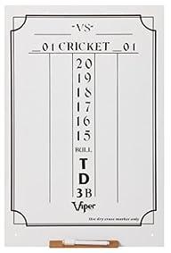Fat Cat Whiteboard Cricket Scoreboard