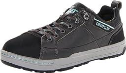 Caterpillar Women\'s Brode ST Work Shoe,Dark Grey,6.5 W US