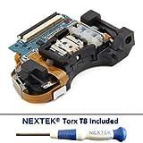New - Sony PS3 Laser Lens (KES-450D/ KES-450DAA/ KEM-450D/ KEM-450DAA) + Nextek® Torx T8 Security Screwdriver