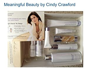 : Meaningful Beauty Cindy Crawford 8 Piece 90 Day Deluxe Kit: Beauty