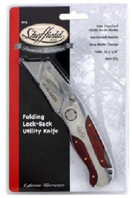 Great-Neck-Saw-Mfg-12115-Folding-Lockback-Utility-Knife-with-Hardwood-Handle