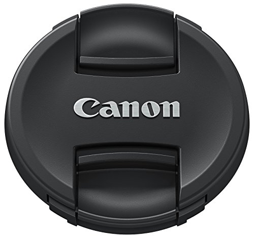 Canon E-72 II Objectif Noir