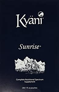 Kyani Sunrise 30 1oz Packets