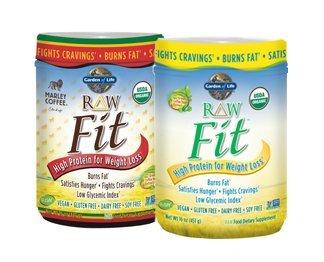 Garden of Life Raw Fit Protein, 451 Gram