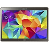 "Samsung Galaxy Tab S 10.5"" Titanium Bronze Tablet Octa-Core 1.9GHz 3Gb Ram 16GB HD Android Kit Kat 4.4 SM-T800NTSABTU"