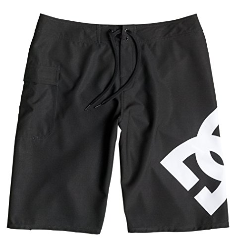 DC Shoes, Boxer da mare Uomo Lanai 22, Nero (Black), 32
