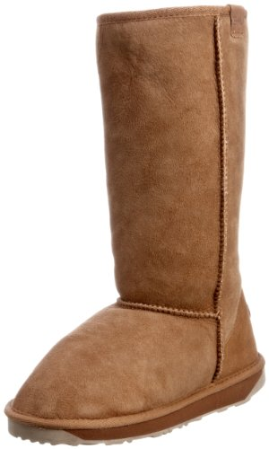 Emu Australia Women's Stinger Hi Chestnut Mid Calf Boots W10001 3 UK, 35/36 EU, 5 US