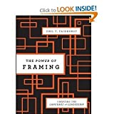 img - for Gail T. Fairhurst'sthe Power of Framing: Creating the Language of Leadership (J-b Us Non-franchise Leadership) [Hardcover](2010) book / textbook / text book