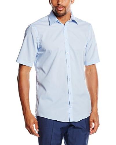 Venti Camisa Hombre  Azul Claro 39 cm (15.5)