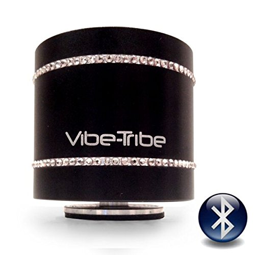 Vibe-Tribe Troll 2.0 - Limited Edition - Crystals from Swarovski® : 10Watt Wireless Bluetooth Vibration Speaker