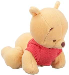 Mattel Fisher-Price C1435-0 - Sprechendes Krabbelbaby Winnie Puuh