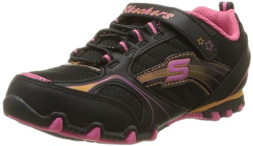 Skechers Girls' Biker IIÂ Hi Scorez Trainers