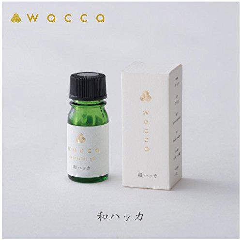 wacca ワッカ 和ハッカ 5ml