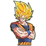 Dragon Ball Z Son Goku Vynil Car Sticker Decal - Select Size
