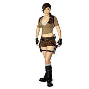 Lara Croft Tomb Raider Tween Costume