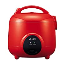 LiHom LJ-MB106RE 10 Cup Rice Cooker
