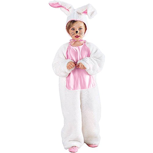 Plush Bunny Baby Costume