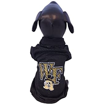 Buy NCAA Wake Forest Demon Deacons Athletic Mesh Dog Jersey by All Star Dogs
