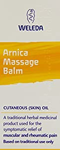Weleda 200ml Arnica Massage Balm