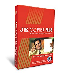 JK Copier Plus - A4, 500 Sheets, 80 GSM, 1 Ream