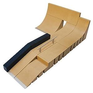 Tech Deck - Paul Rodriguez Large Skate Lab - Deluxe # 8 Set