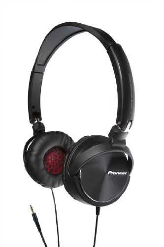 Pioneer On-Ear DJ-Inspired Stereo Headphones