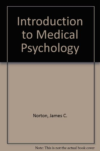 Introduction to Medical Psychology