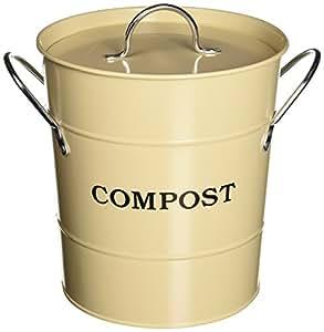 Cuisine seau compost corde jardin for Seau compost cuisine