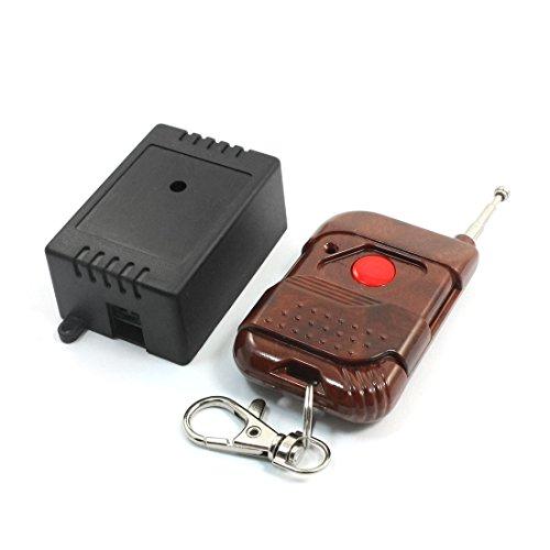 Dc9V 315Mhz 1Ch 1 Button 50M Rf Wireless Remote Control Switch