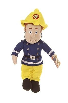 Feuerwehrmann Sam Medium Weiches Spielzeug 12 Zoll [Spielzeug]