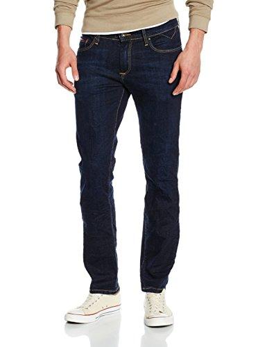 Hilfiger Denim Slim Scanton Rwc, Jeans Uomo, Blau (Rinse Worn Comfort 911), 32 W / 32 L