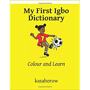 My First Igbo Dictionary