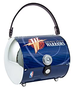 Golden State Warriors Super Cyclone Purse by Pro-FAN-ity Littlearth