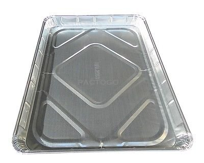 Handi-Foil of America 1/2 Half-Size Sheet Cake Disposable Aluminum Foil Baking Pan Tray Tins ( Pack of 20)
