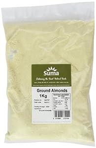 Suma Ground Almonds 1 kg