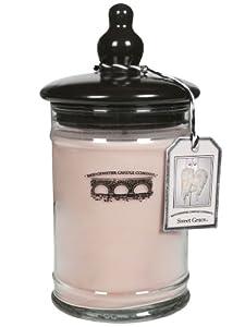 Bridgewater Candles 17.6oz Jar Candle, Sweet Grace