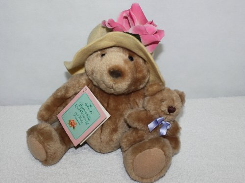 Hallmark Bearnadette Cuddlesworth & Baby Fuzzmore Plush Teddy Bears - 1