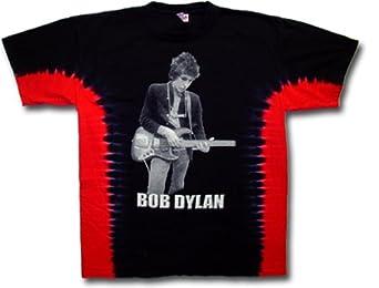 "Bob Dylan ""Money Tour"" Tie-Dye T-Shirt - Medium"