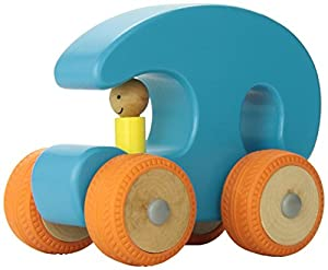 Manhattan Toy Ready Set Go, Blue/Orange