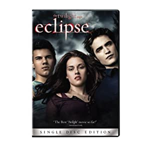 The Twilight Saga: Eclipse (Single-Disc Edition) (2010) $4.89