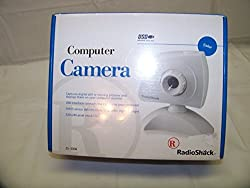 Computer Camera by Radio Shack